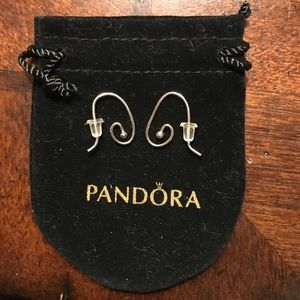 Pandora Compose Earrings